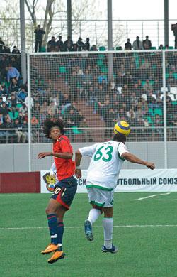 высшая лига 2012 футбол