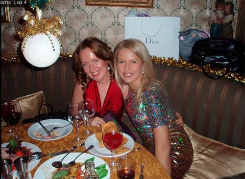 Екатерину Сметанову (слева) обвинят в мошенничестве, организатором которого, по версии следствия, могла являться ее подруга Евгения Васильева (справа)