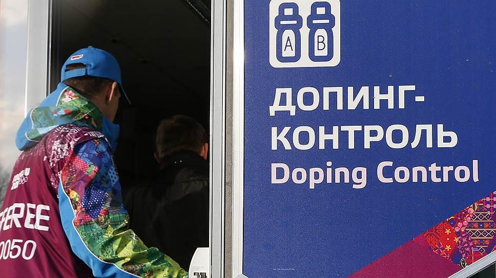 Анаболики и допинг контроль подскочила температура после укола сустанона