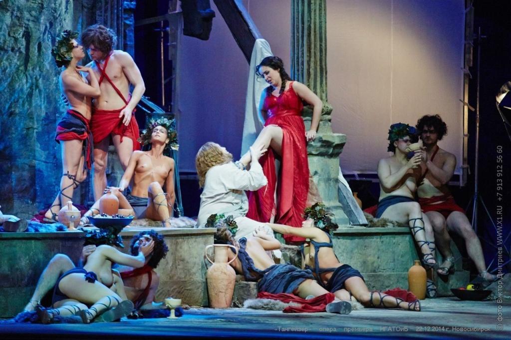 Эротический театр кирилла ганина