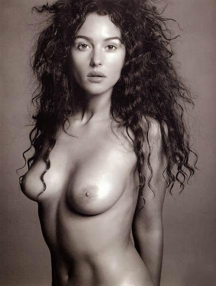 Моника беллуччи голая фото