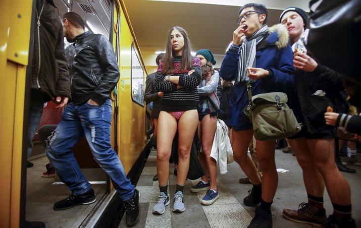 Culos del metro mexico 1 - 2 1
