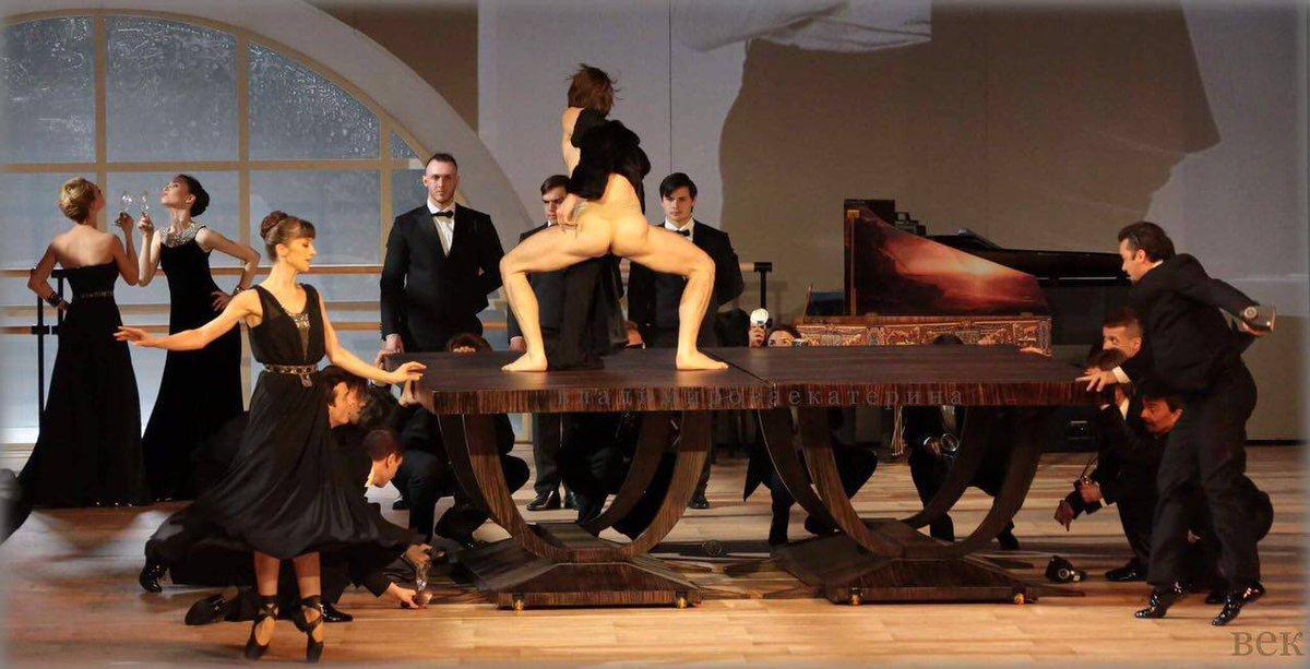 Машина, мюллер, отзывы на спектакль, постановка Гоголь-центр Афиша-Театры